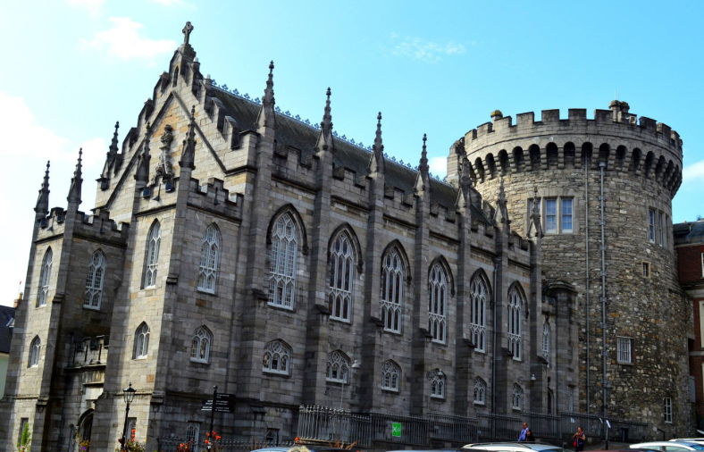 dublin castle ireland