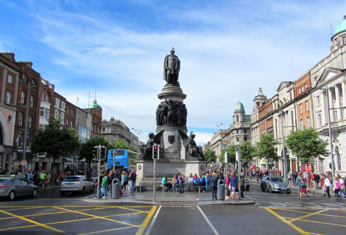 dublin private walking tour